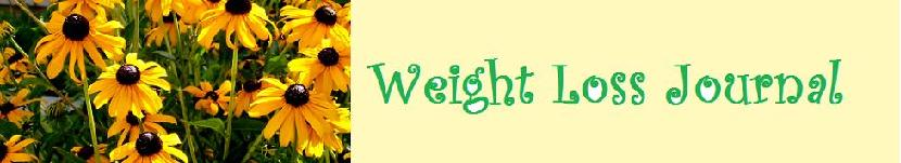 Weight Loss Journal