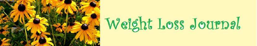 Weight Loss Journal