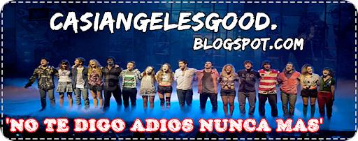 ...:::El Lugar Del Verdadero Fan... 'Casi Angeles Good':::...