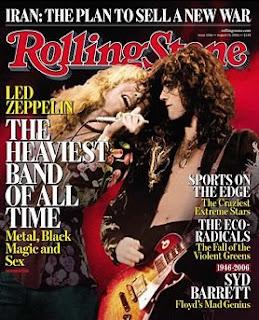 Led Zepplin Rolling Stone