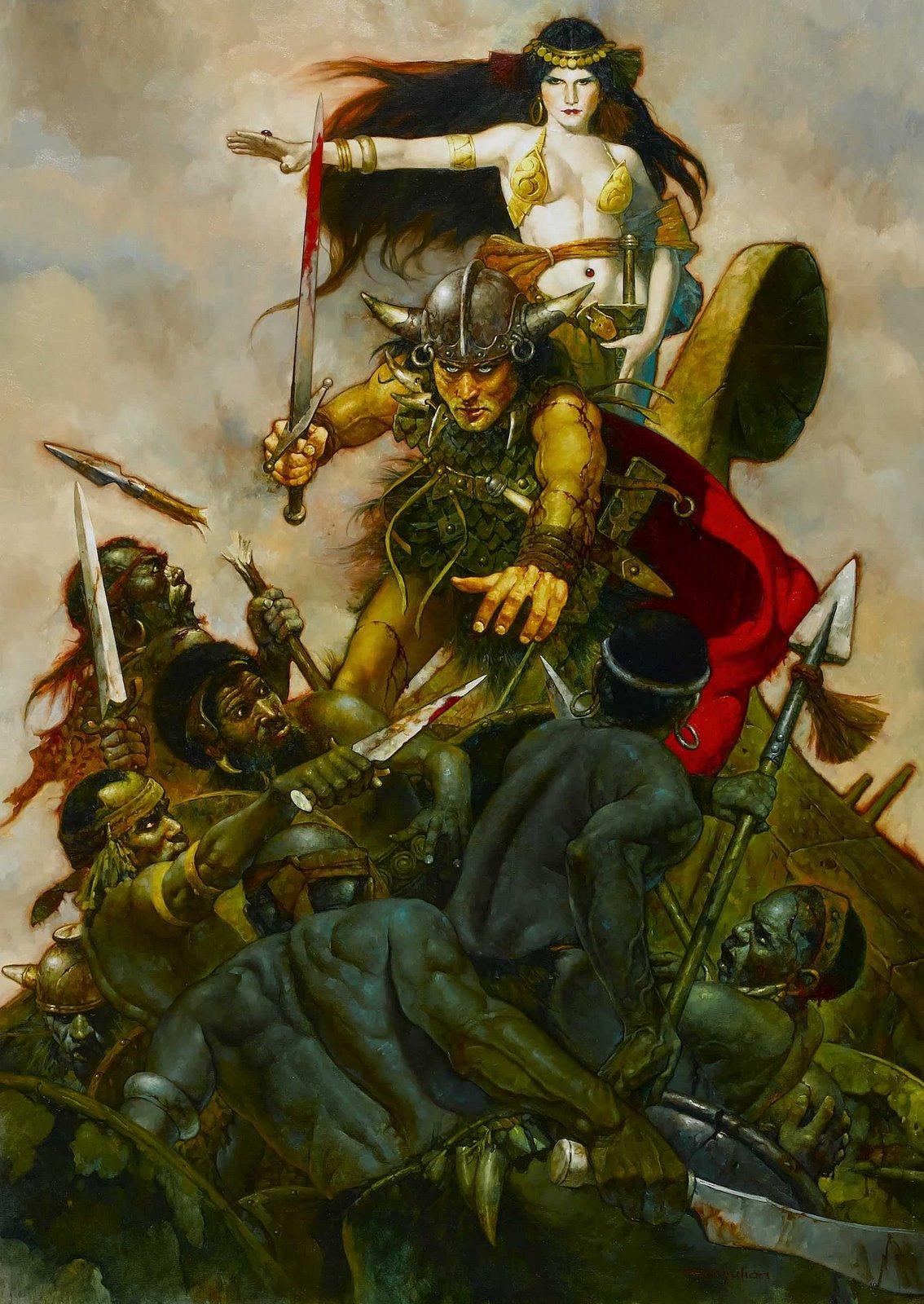 Imagens do cimério Conan4