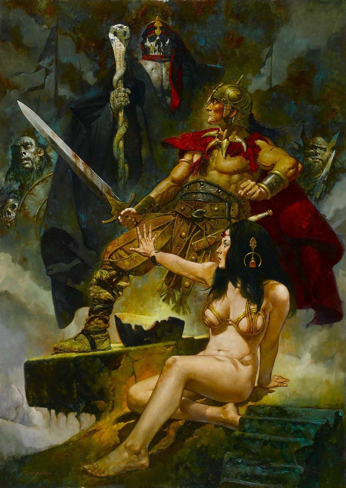 Imagens do cimério Conan%2B2