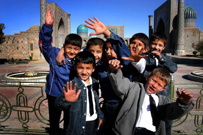 saudaraku anak-anak uzbekistan