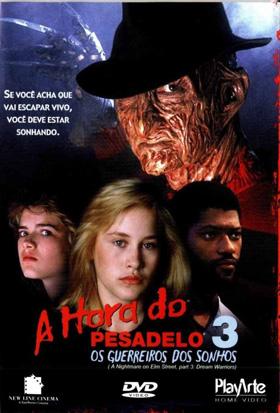 A Hora do Pesadelo 3 Dublado (1987)