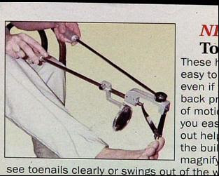 funny stupid ad for a toenail clipper for sale