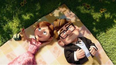 Ellie y Carl