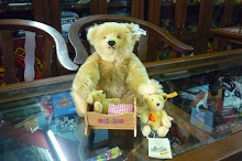 THE GIENGEN TEDDY BEAR REPLICA 1906 SERIE NO.09193 (LIMITED EDITION)