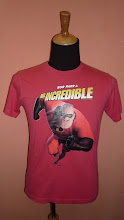 MR.INCREDIBLE IRON ON