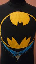 BATMAN (VINTAGE1988) SIZE L