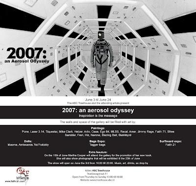 2007: An Aerosol Odyssey