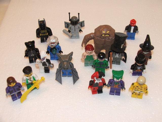 Lego spiderman villains the image kid - Spiderman batman lego ...