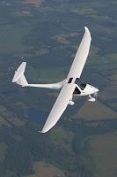 rutas aereas en ultraligero