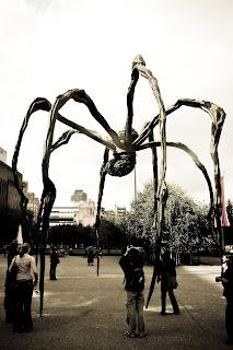 Tate Modern - Installation - London - Source: http://metrodusa.blogspot.com/