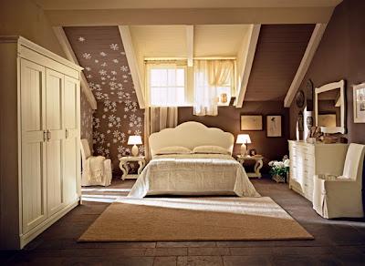 Camera da letto shabby shabby chic interiors - Camere da letto country chic ...