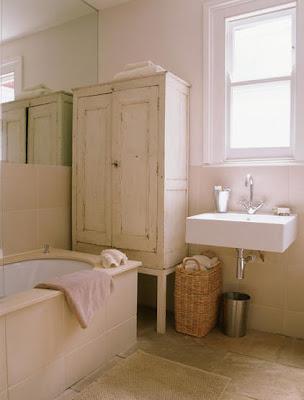 Un bagno da sogno shabby chic interiors for Bagno y company