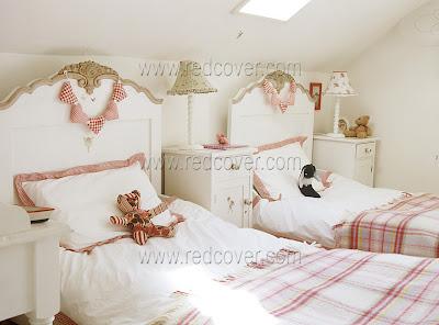 Camere e camerette shabby chic interiors - Camerette shabby chic ...