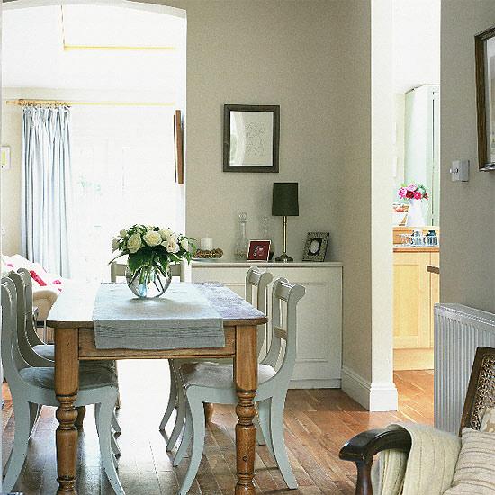 Voglia di cucina shabby chic interiors - Panca sotto finestra ...