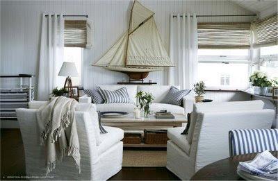 una casa al mare - shabby chic interiors - Arredamento Shabby Al Mare
