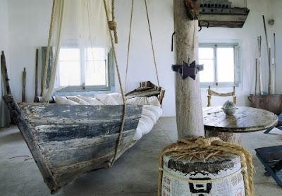 un giro al mare per arredare casa - shabby chic interiors - Arredamento Shabby Al Mare