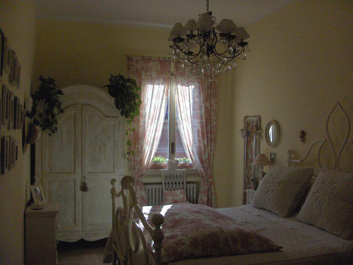 Shabby chic interiors tende