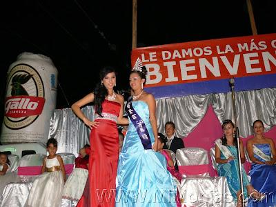 Coronación Flor de la Feria 2,010