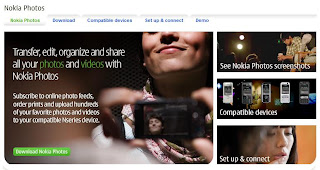Nokia Photos is a free PC application