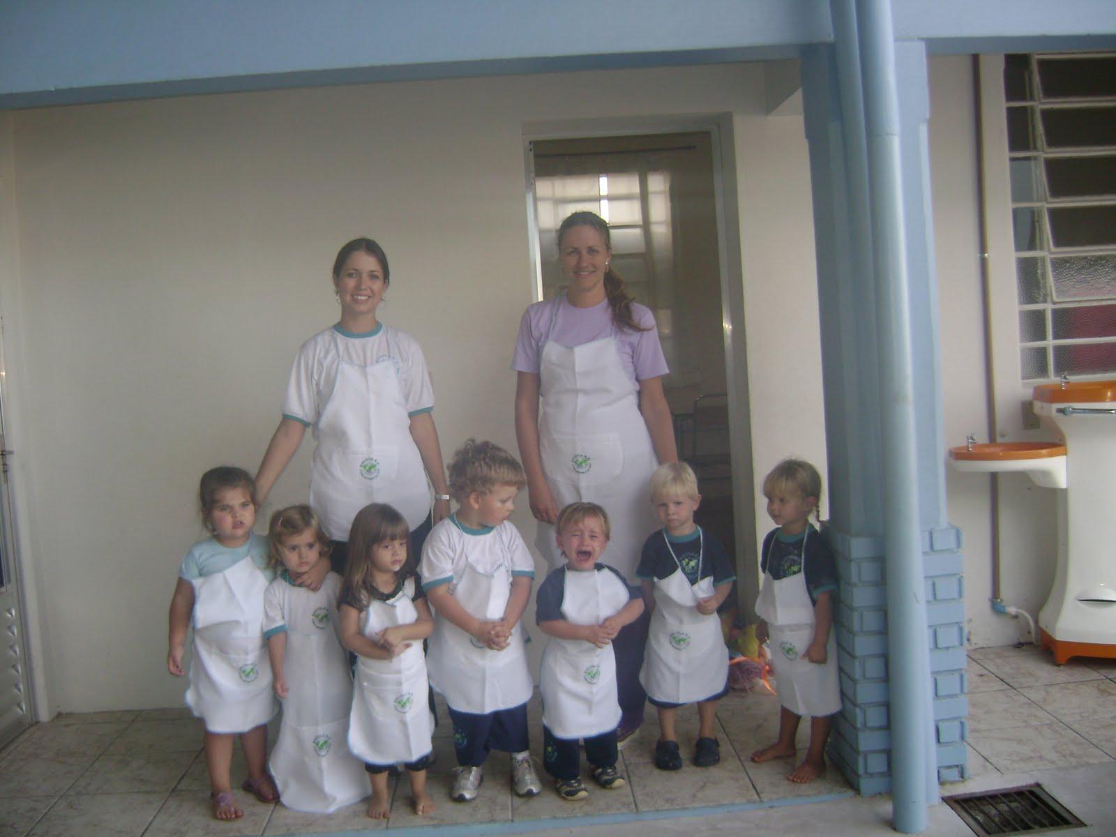 ESCOLA NOSSA SENHORA ESTRELA DO MAR: EDUCAÇÃO INFANTIL NA COZINHA #51647A 1600 1200