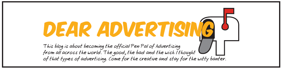 Dear Advertising