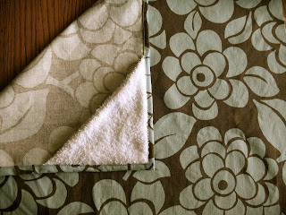 Diary of a Quilter - a quilt blog: Nursing Cover Tutorial