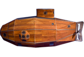 ICTINEU, el submarí de Narcís Monturiol