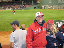 Red Sox Game in Boston