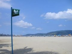 Sinal verde para o mar