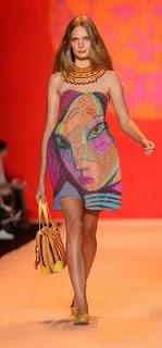 pintura y moda
