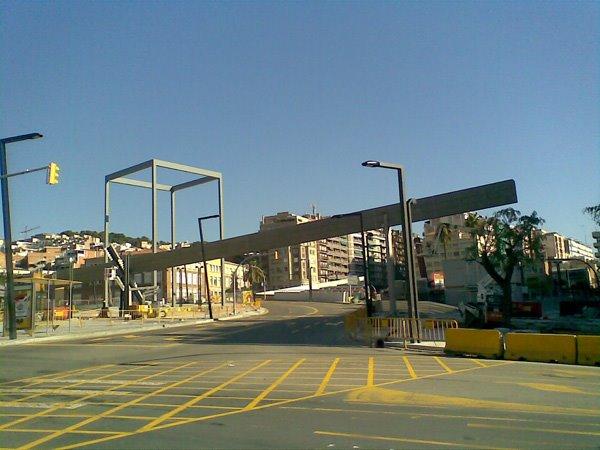 Plaza Lesseps, 20081026