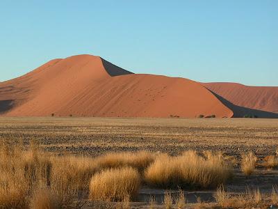 Duna 45 del desierto del Namib