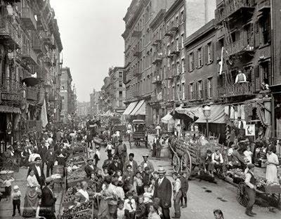 Little Italy circa 1900