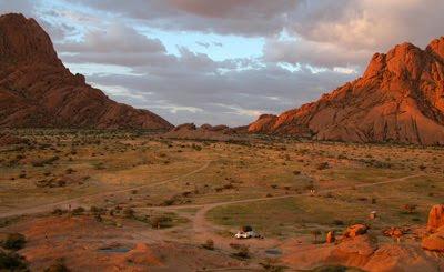 Spitzkoppe, Namibia, 17/12/2008