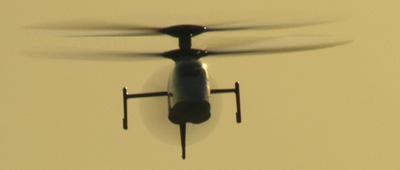 Helicóptero literario