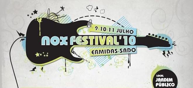 DJ Rui Miguel @ Festival Nox - Sábado dia 10 de Julho... Não Faltes!!!