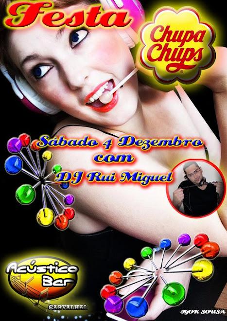 DJ Rui Miguel @ Acústico - Cartaz