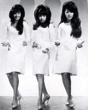 Sistahs of Rock Portrait: The Ronettes