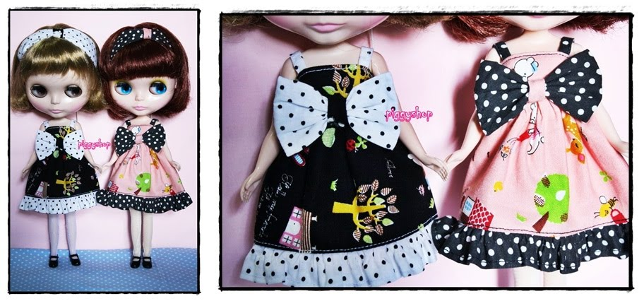 Welcome to piggyshop blythe doll outfit accessories for Blythe le jardin