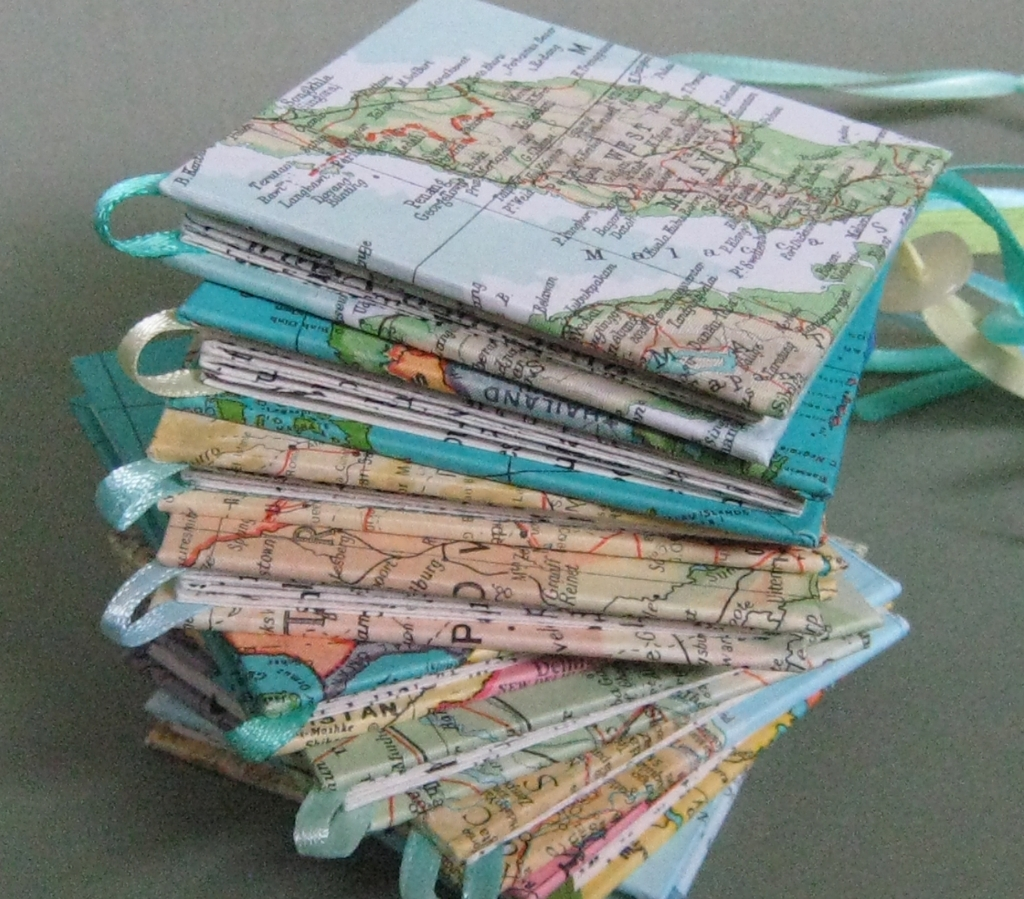 Old Book Cover Crafts : Book covers old maps crafts pinterest