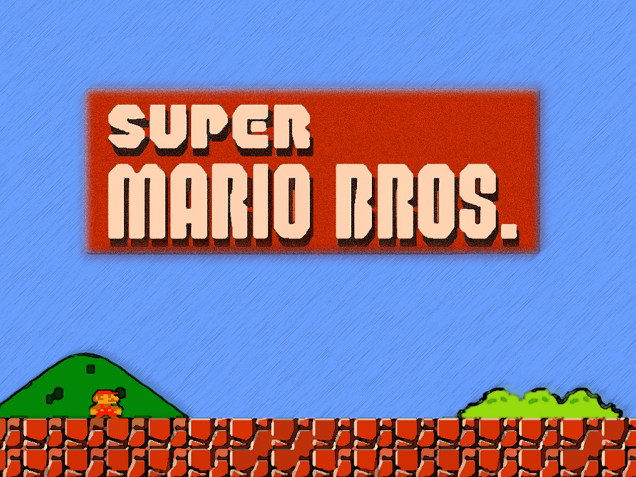 beat super mario brothers nintendo