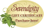 Serendipity Gift Certificate