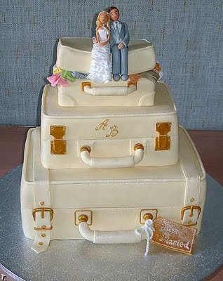 wedding cakes cute