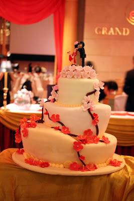 wedding cake wallpaper