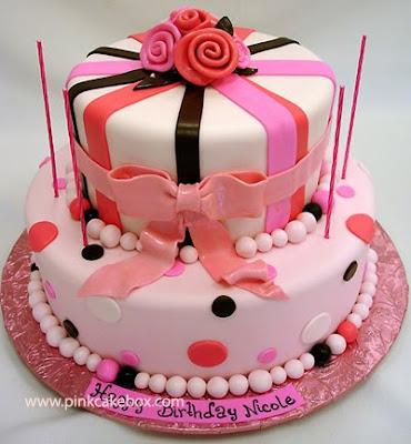 brithday cake ideas