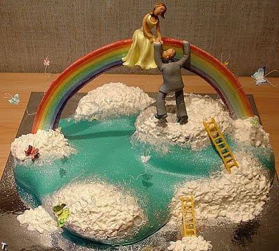 Unique Wedding Cake Pictures on Almas Weddings  Unique Wedding Cakes