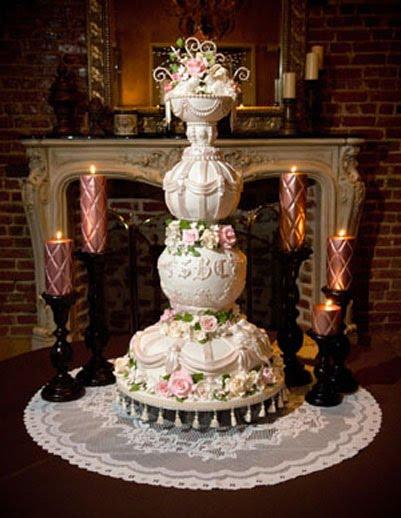 luxurious wedding cakes wedding. Black Bedroom Furniture Sets. Home Design Ideas